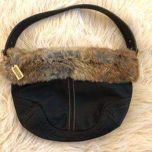 Beautiful Coach arm bag